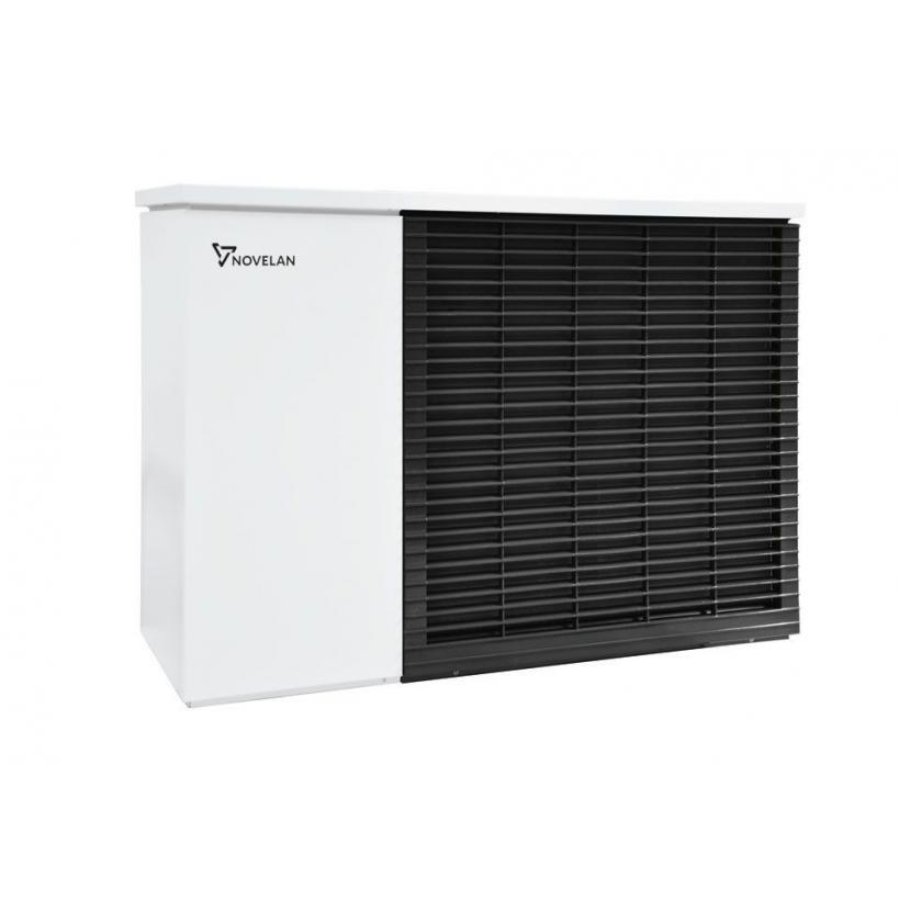 ait-austria NO,Wärmepumpe, LAD 5, Luft/Wasser Dual 5,2kW,400V,heizen,Außenger.weiß 10360122