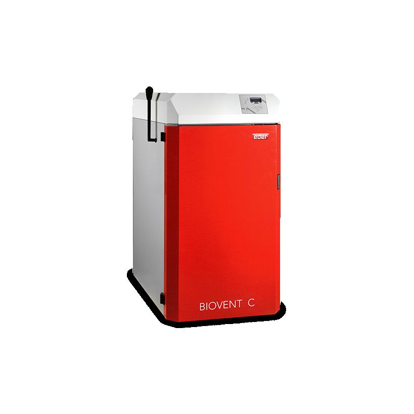 Eder Holzvergaser-Heizkessel Biovent-C22 (22 kW) 010144