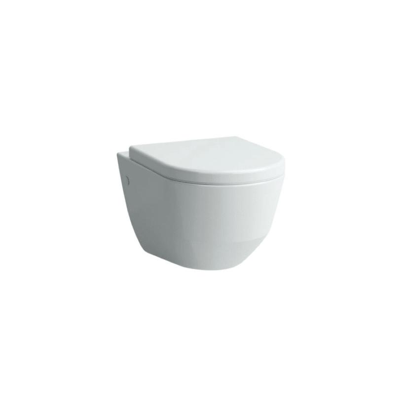 Laufen Wand-WC Ts PRO 6 Liter weiss Ausladung 53 cm EN 997 8209560000001