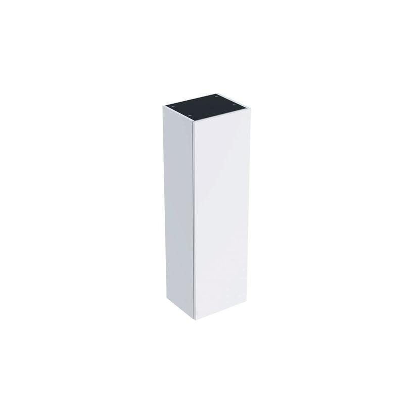 Geberit-Keramag GE Smyle Square Mittelhochschrank 1-Tür 360x1180x299mm, weiß 500361001