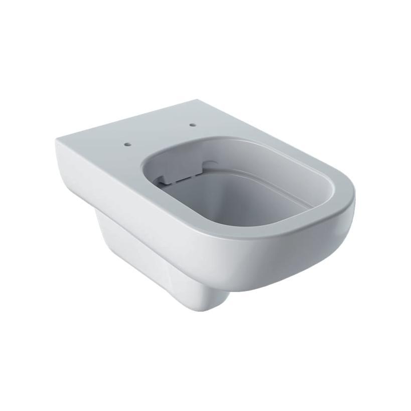 Geberit-Keramag Geberit Smyle Rimfree Tiefspül-WC 6l wandhängend KeraTect weiß(alpin) 500.210.01.8