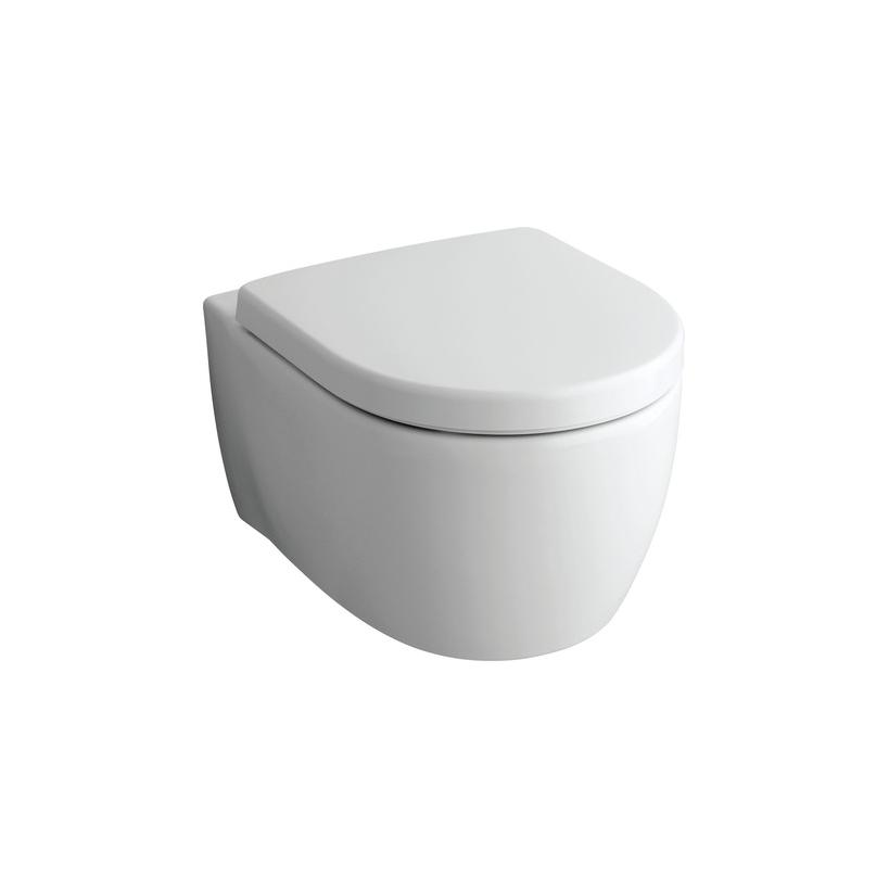 Keramag iCon Tiefspül-WC ohne Spülrand Keramag iCon Tiefspül-WC ohne Spülrand 204060600