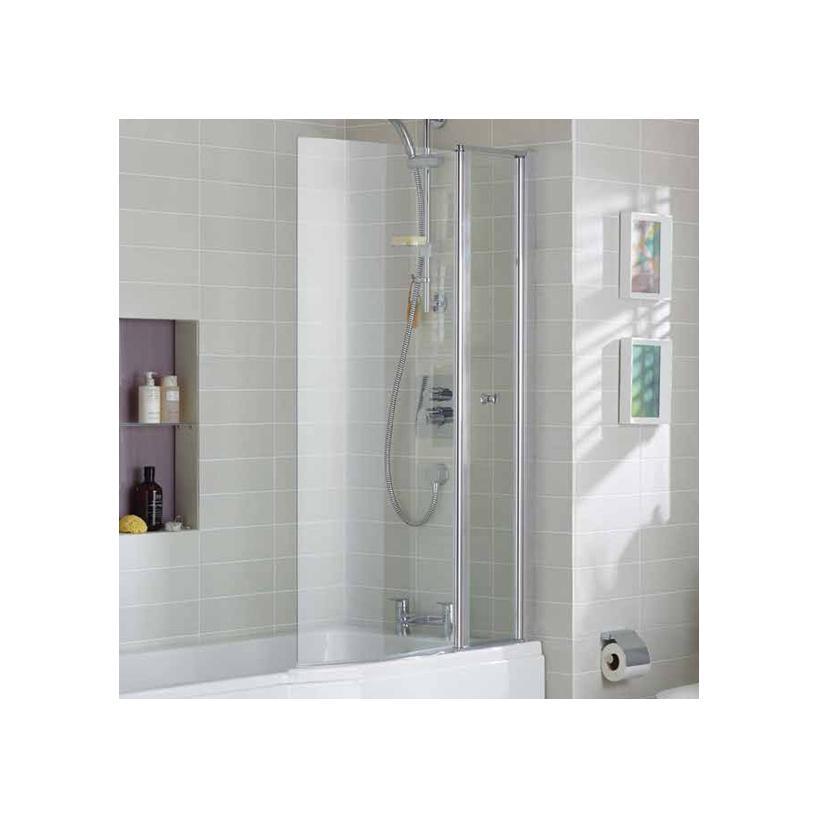 Ideal-Standard/Comfort Id.St. Passion Duschwand für Wanne Dusch, ESG, silber E1137EO