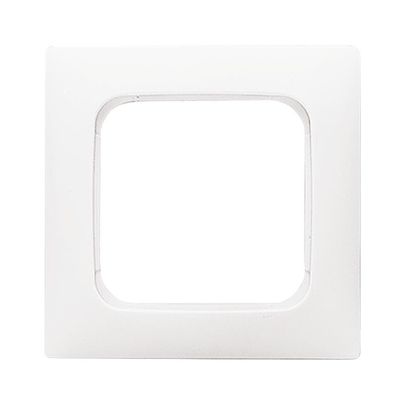 Rahmen 1-fach Reflex SI Linear alpinweiß 2CKA001725A1494