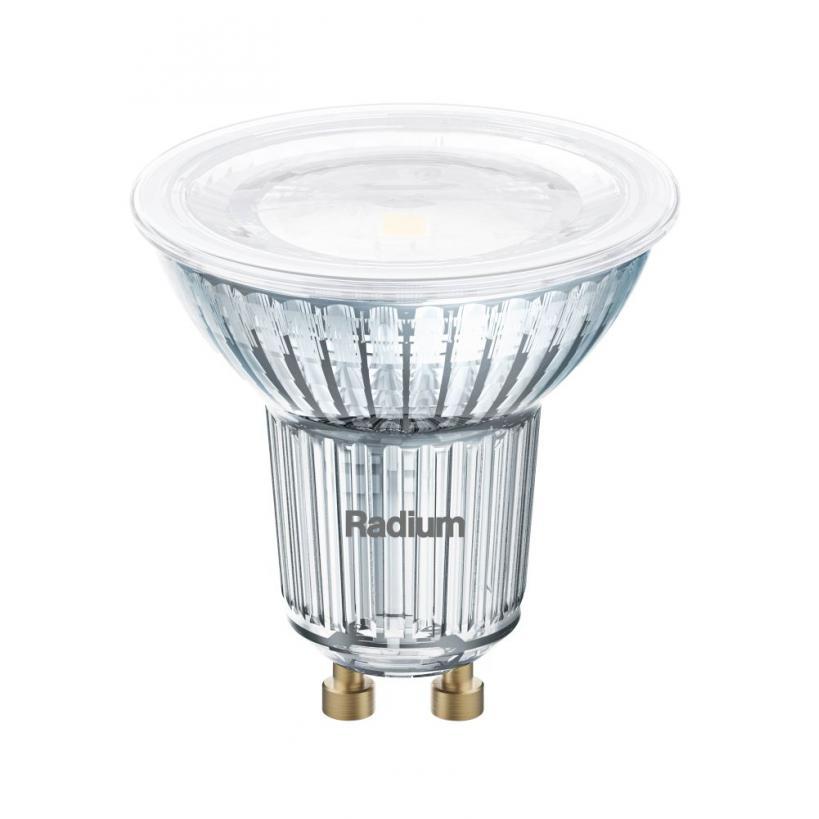 LED Reflektorlampe Ø51mm, 230V GU10, 575lm, 2700K, 120° 43619211