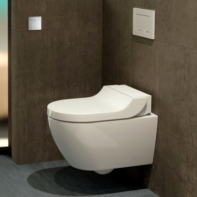 Geberit GE AquaClean Tuma Comfort UP weiss 146290 146290111