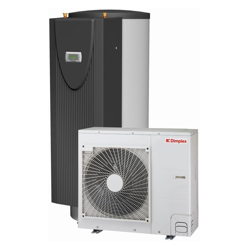 Glen Dimplex Deutschland Split/Luft-Wasser Wärmepumpe Splydro LAW 9IMR 366700
