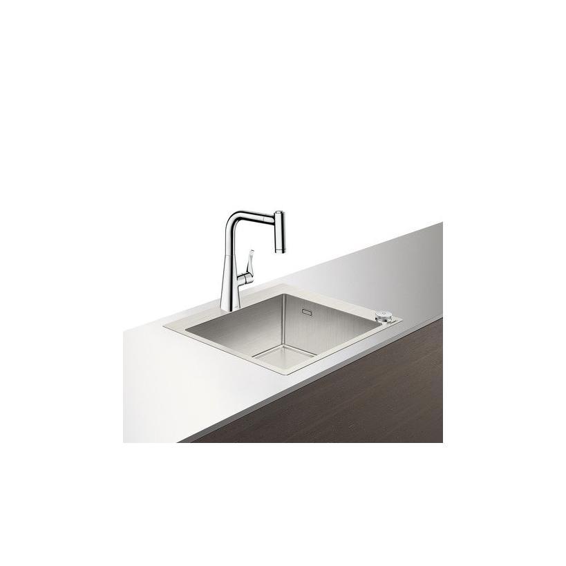 Hansgrohe Select Spülencombi 450 43207800