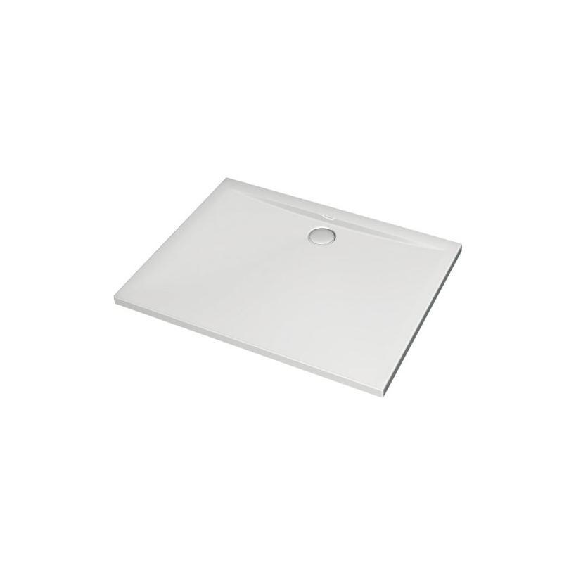 Alva aqua Alva Prisma Idea Acryl Brausetasse 100x90x4,7cm, Weiß ohne Füße K518101