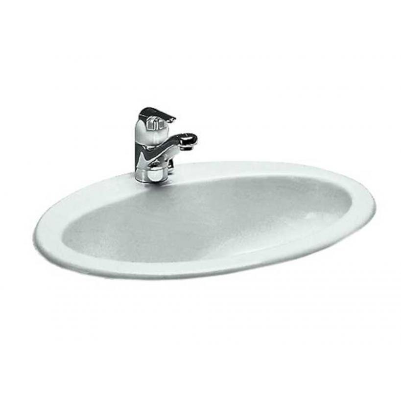 Laufen Indova Waschtisch 56cm weiß H-Qual. 8113910000001