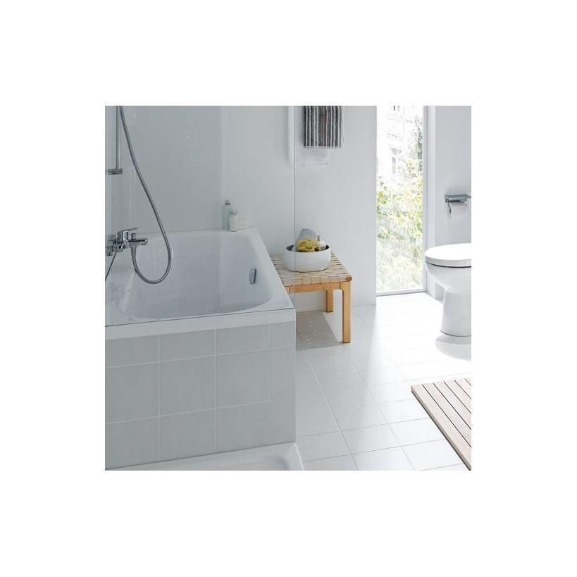 Laufen Pro Badewanne Einbauversion 179,5x80cm, Acryl, weiß 2329500000001
