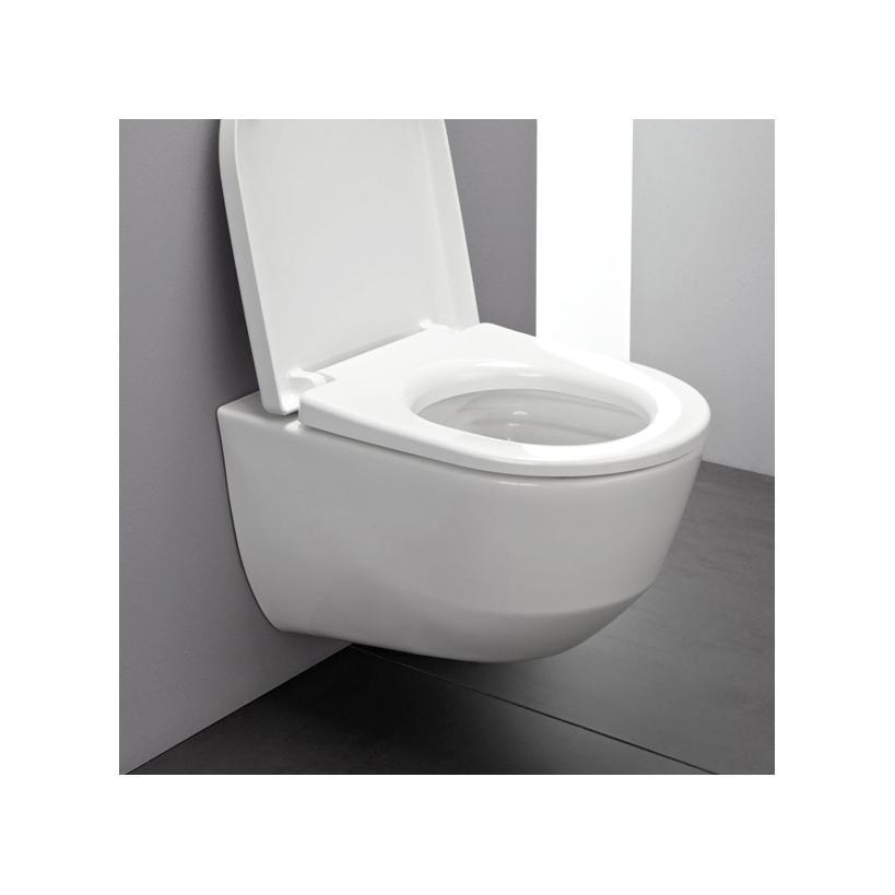 Laufen Wand Tiefspül WC PRO LCC ohne Spülrand 8209664000001