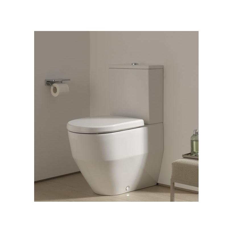 Laufen pro Stand-Tiefspül-WC Kombination 8259520000001