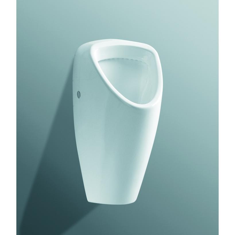 Laufen LF Caprino Plus Urinal 84206.1 o.Deckel Zul.v.hinten o.Fliege 320x350 weiß 8420610000001