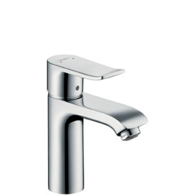 Hansgrohe HG Waschtischmischer Metris E2 110, chrom 31080000