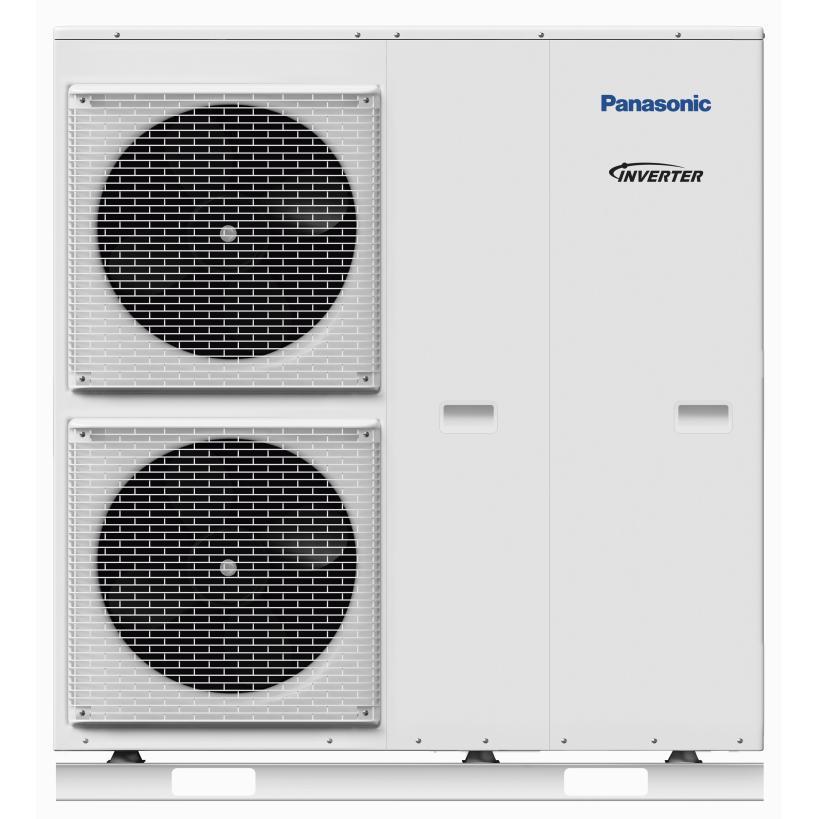Panasonic PANASONIC AQUAREA T-CAP Kompaktsyst. `H` 9 kW, Heizen u. Kühlen, MXC, dreiphasig WH-MXC09H3E8