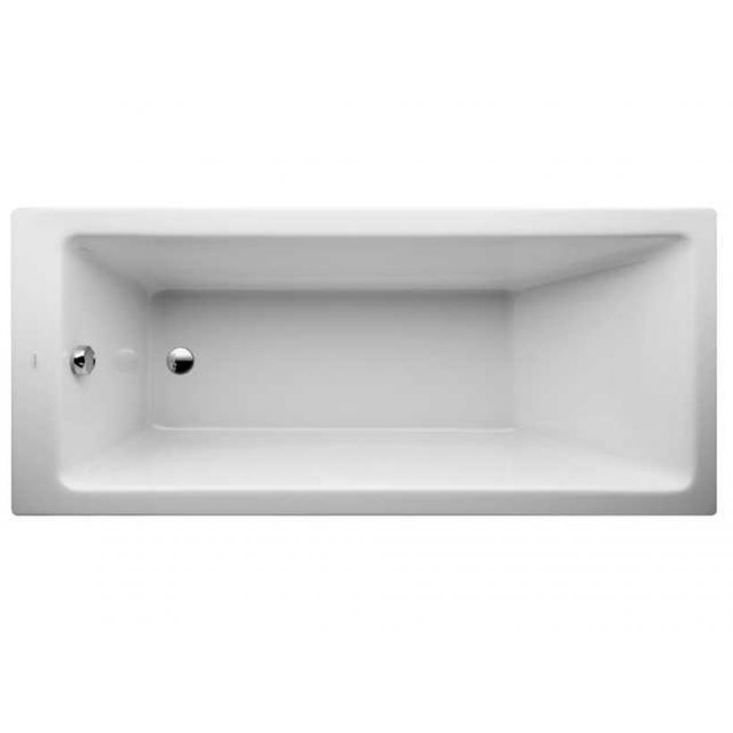 Laufen Pro Acrylbadewanne Einbauversion 169,5x75,5cm, weiß 2319500000001