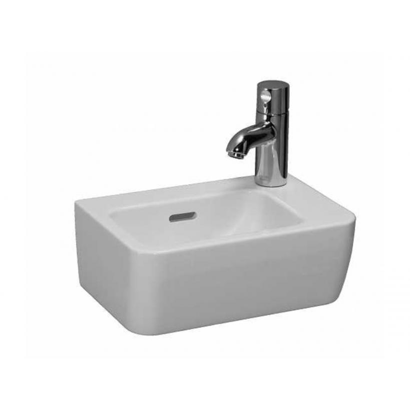 Laufen Pro Handwaschbecken 36x25cm, inkl. HL rechts, weiß 8169550001061