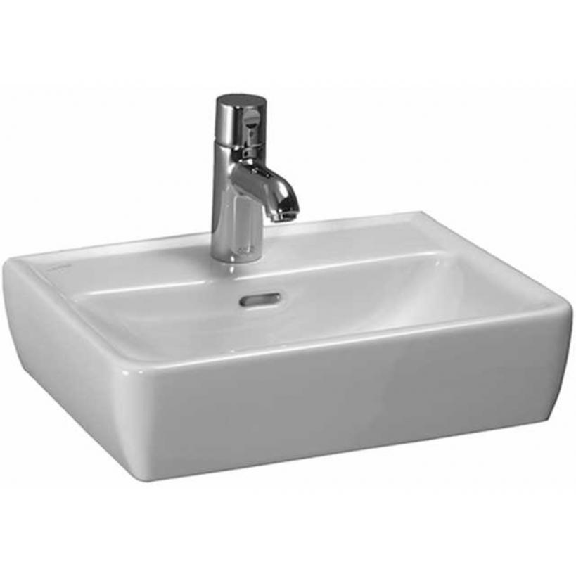 Laufen ProA Möbel-Handwaschbecken 45x34cm, weiß , Unterseite geschliffen 8119520001041