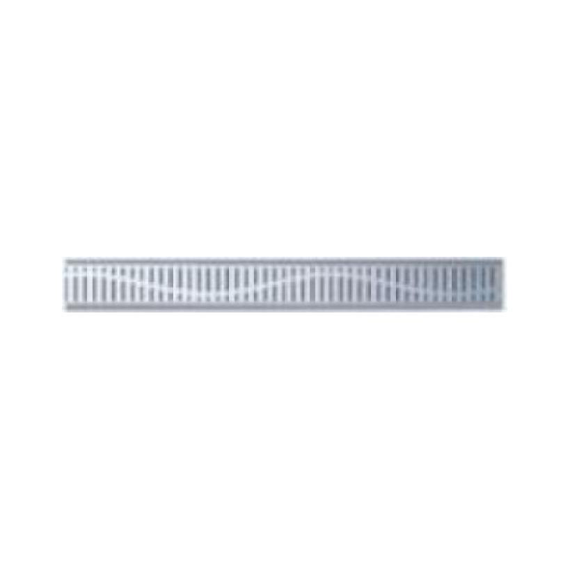 Aco Rost zu Duschrinne kpl. Design Wave L=700mm 0153.73.42