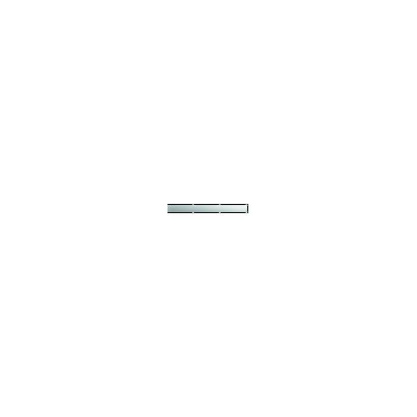 Aco Showerdrain E Designrost Edelstahl Twist Wenderost Tile und Solid L=700mm 9010.76.82