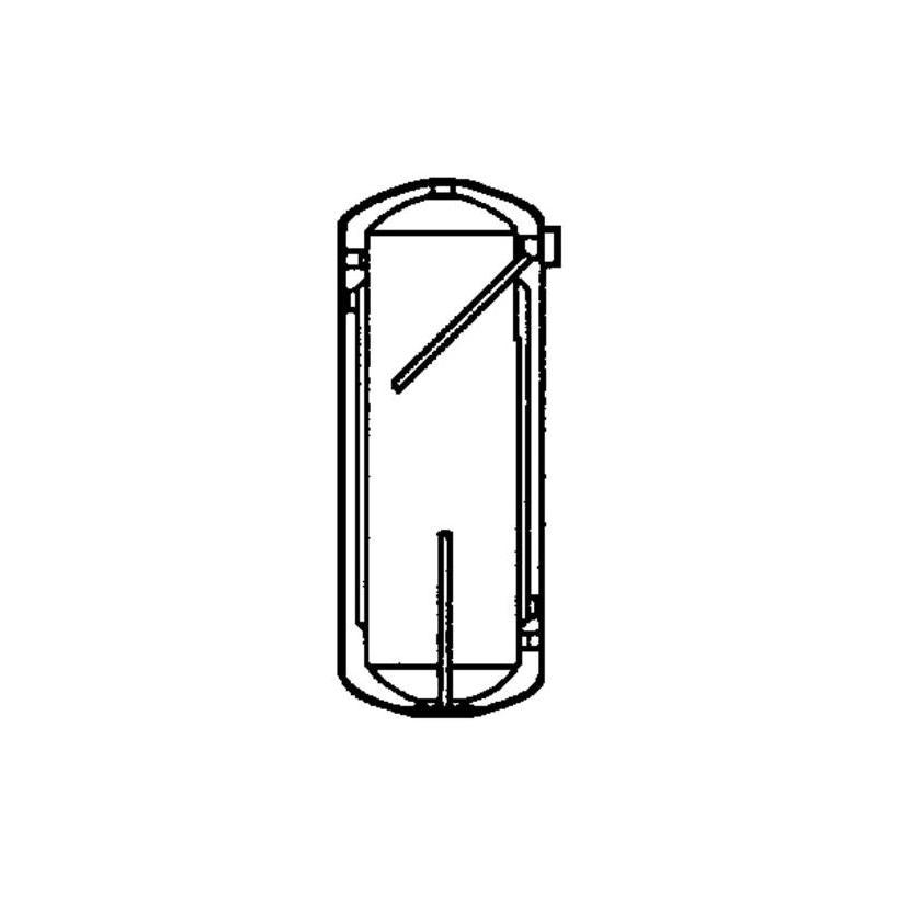 Austria Email Doppelmantelboiler Fig.6415D 150 Liter A28102