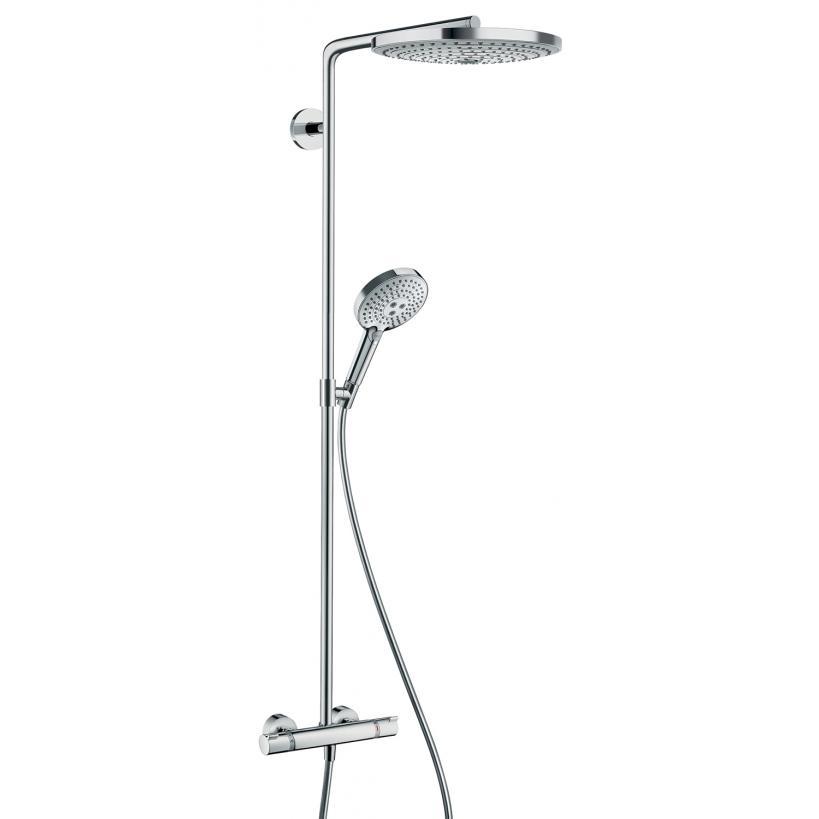 Hansgrohe HG Raindance Select S300 2jet Showerpipe chrom 27133000
