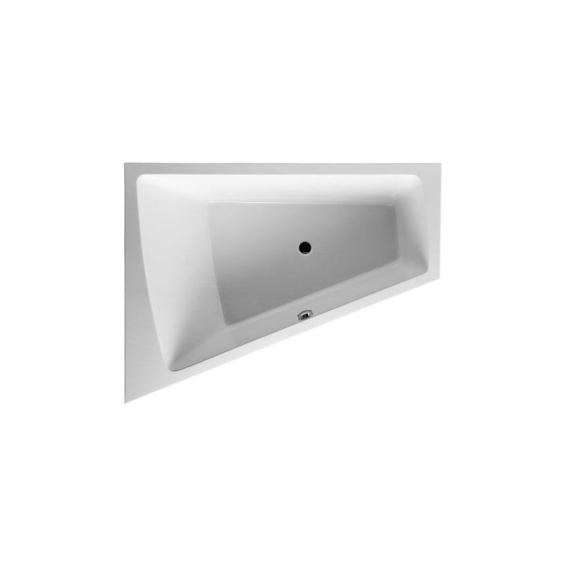 Eck-Badewanne Paiova Weiß 1700x1300 mm DUR700214000000000