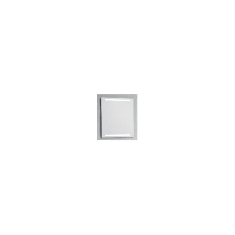 Dansani Zaro Spiegel 70x60 cm m/integr. Licht Top/Boden 91361
