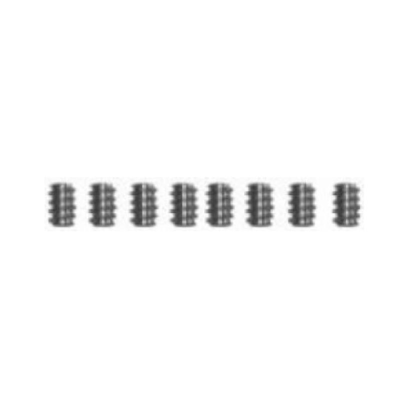 Duravit Einschraubbuchsen für Waschtische bei Einbau in Natursteinplatten 0050741000
