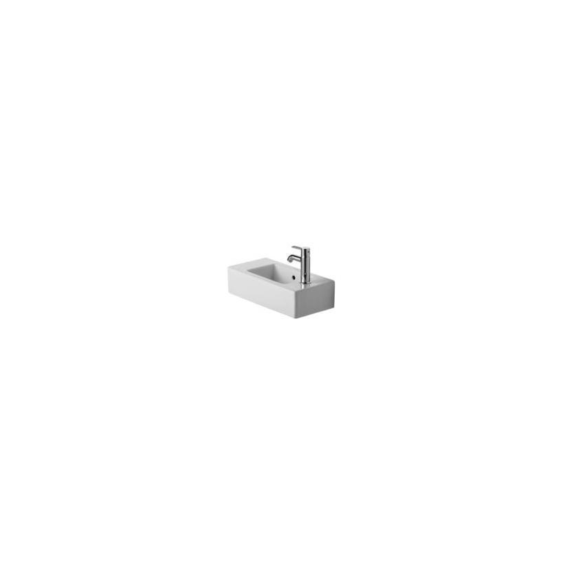 Duravit Vero Handwaschbecken 500x250mm, weiß 0703500000