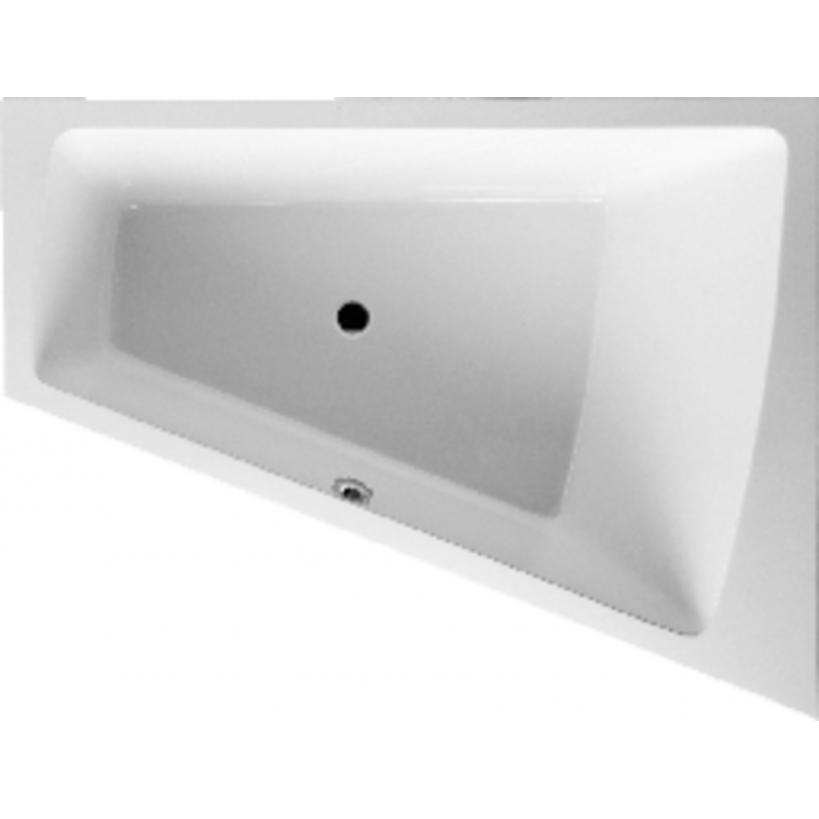 Eck-Badewanne Paiova Weiß 1800x1400 mm DUR700217000000000