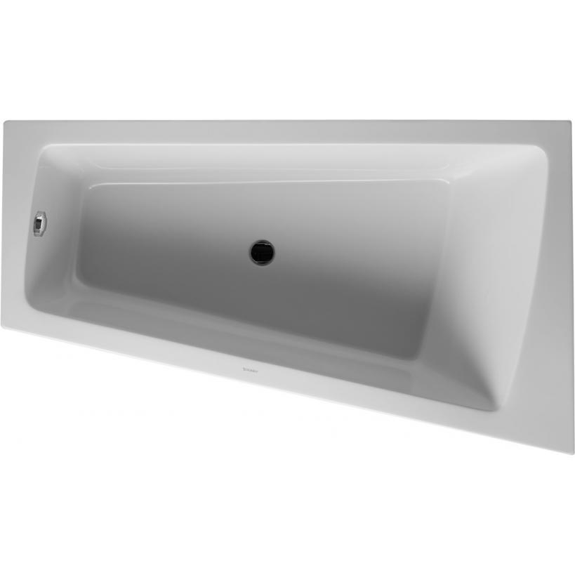 Eck-Badewanne Paiova Weiß 1700x1000 mm DUR700265000000000