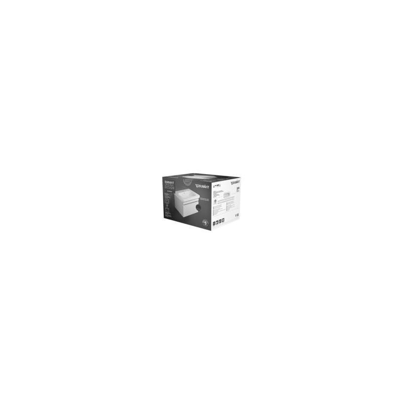 Set wandhängend DuraStyle Weiß 650x455x463 mm DURDS006002222