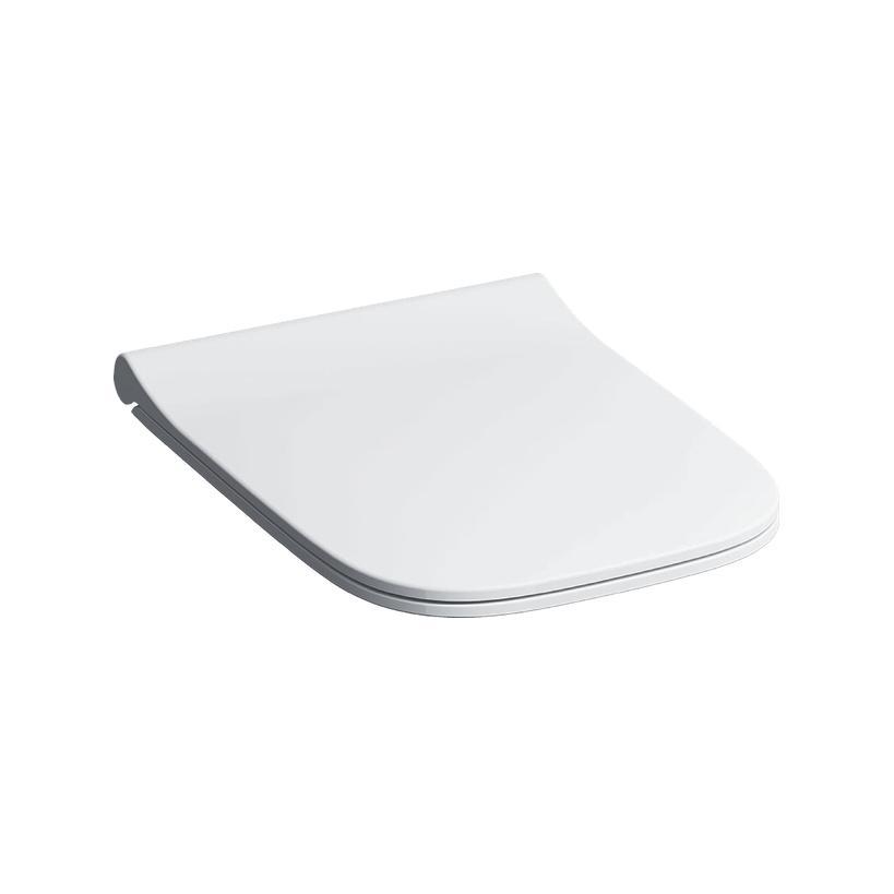Geberit-Keramag Geberit Smyle WC-Sitz m Absenkautomatik weiß, Sandwich 500.240.01.1