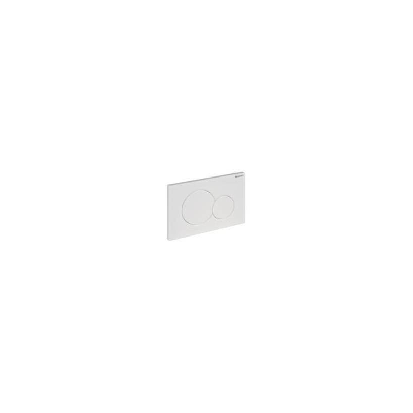 Geberit Sigma01 Betätigungsplatte weiß 115770115