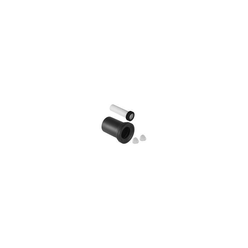 Geberit Wand-WC-Anschlussgarnitur 110mm mit Dichtung für Wand-WC-Muffe 152422461