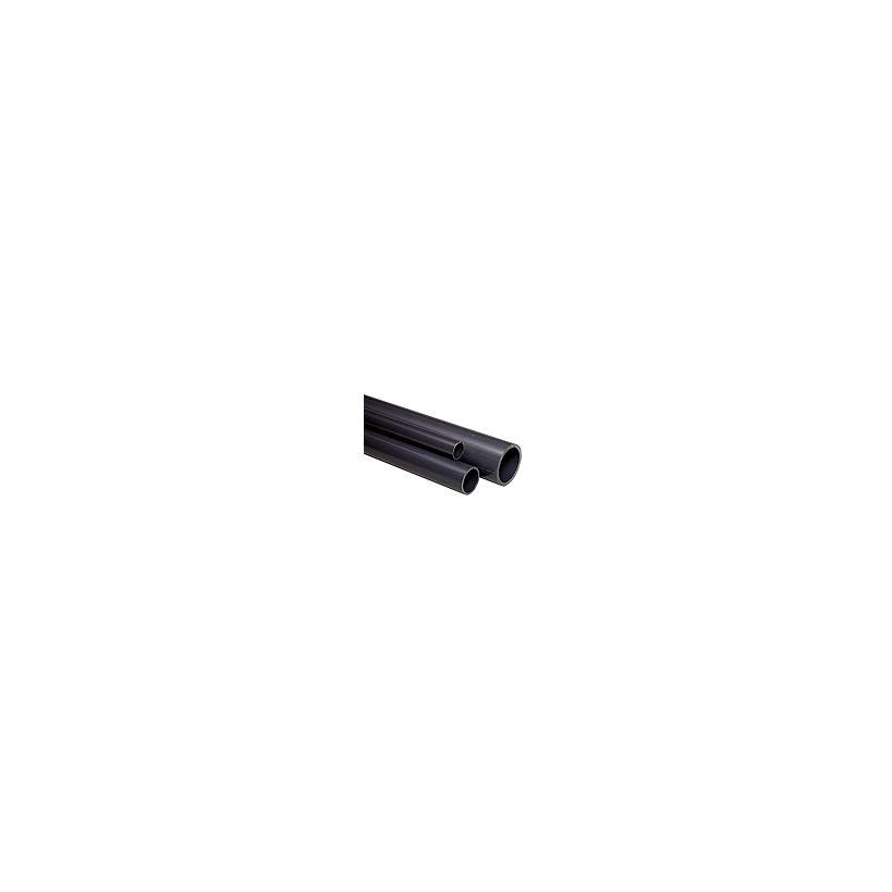 GF Rohr vormals JRG GF161017109 PVC-U Rohr grau d 40 Reihe 5, PN16, 5m Rohr, P/m 161017109