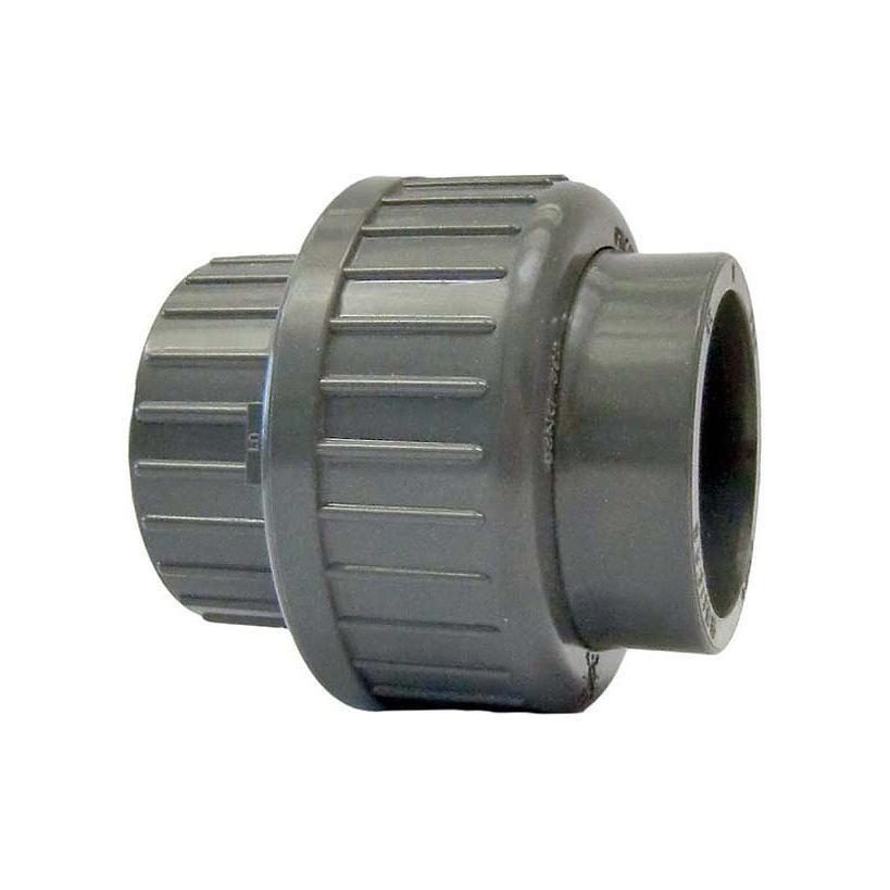 GF Rohr vormals JRG GF721510107 PVC-U Verschraubung d 25 PN16, metrisch 721510107