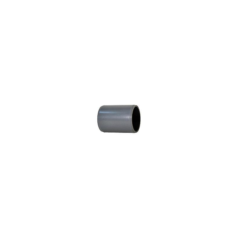 GF Rohr vormals JRG GF721900907 PVC-U Doppelnippel d 25 PN16,metrisch mit Klebestutzen beidsei 721900907