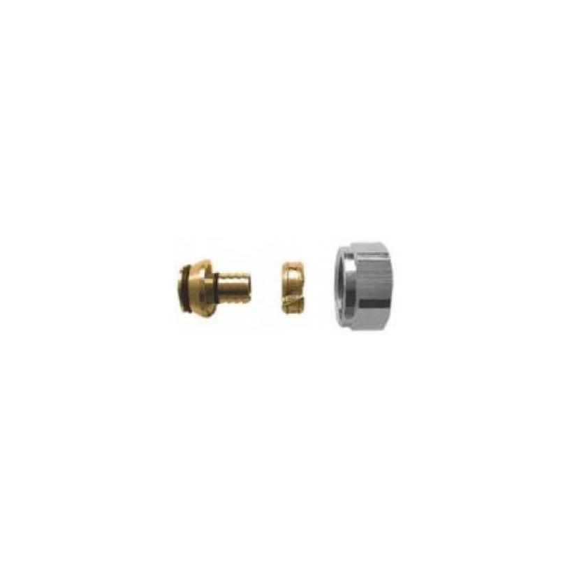 Herz-Kunstst.Rohranschluss Fig.6098(03) 16x2.0 mm 1609803