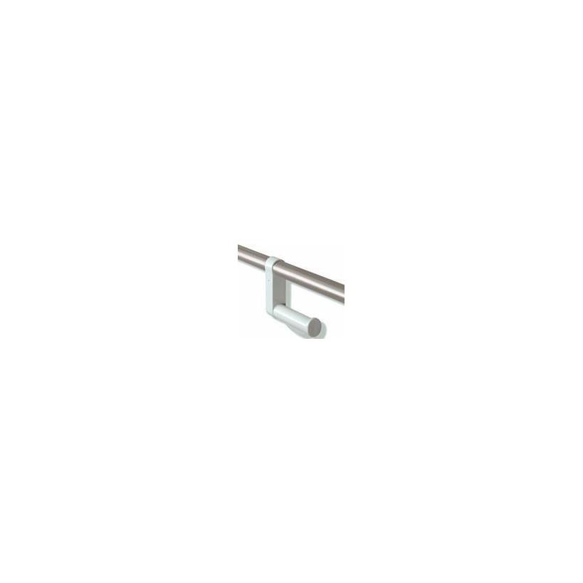 Hewi WC-Papierhalter nachrüstbar, reinweiß 805.50.015 99