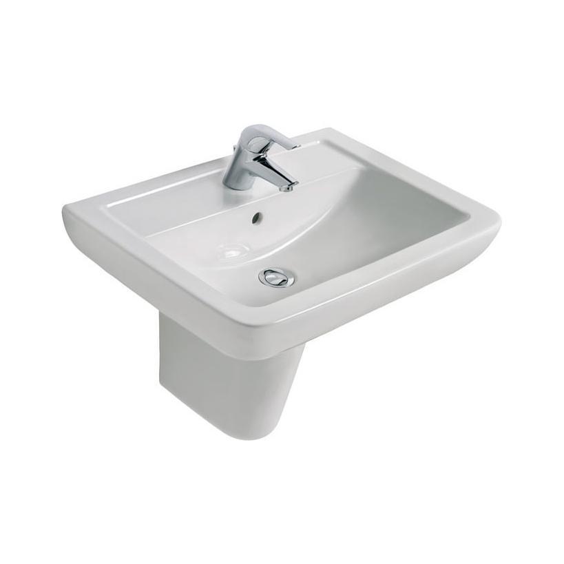 Ideal-Standard/Comfort Id.St. Eurovit Plus Waschtisch eckig 60 x 46cm, weiß V302701