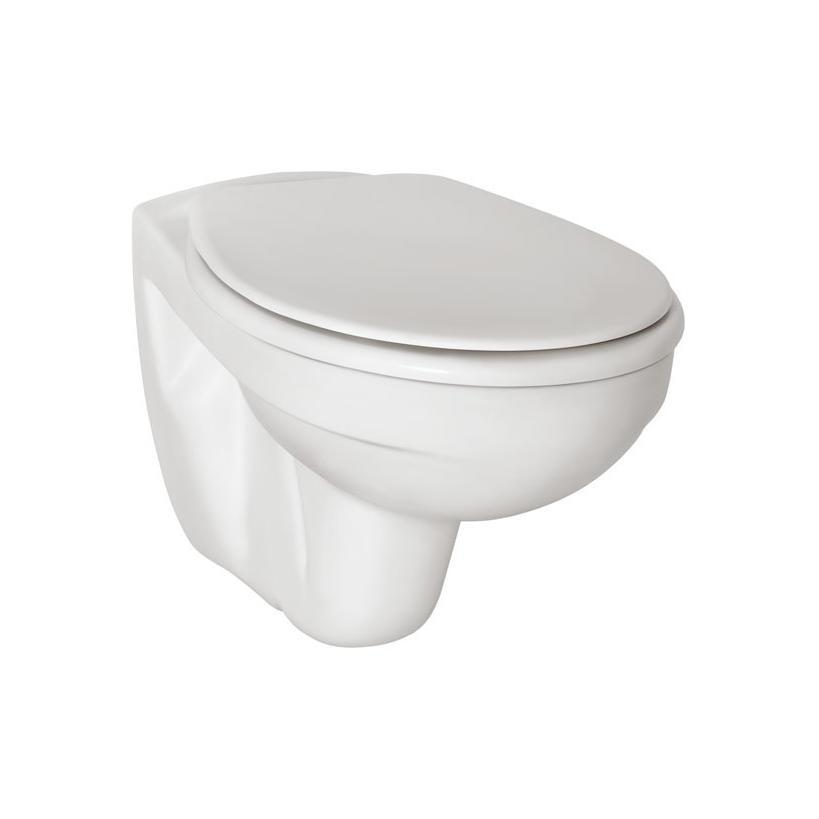 Ideal-Standard/Comfort Id.St. Eurovit Tiefspülklosett wandh. 6 Liter, weiß V390601