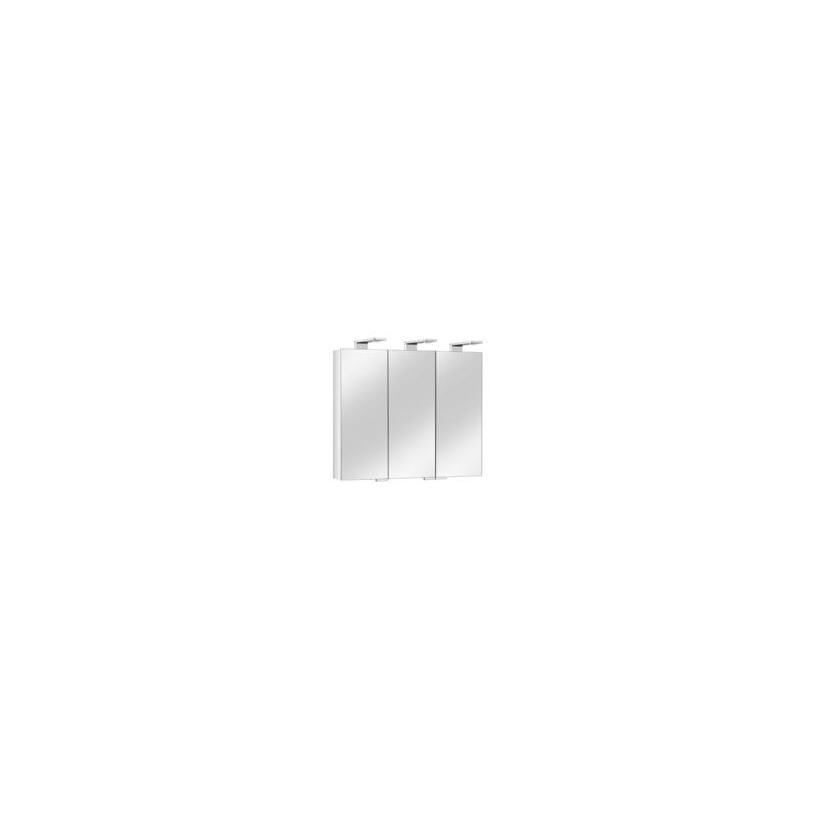 Passion Keuco Royal Universe Spiegelschrank 3-türig, silber-eloxiert, 1000x752mm 12704171301