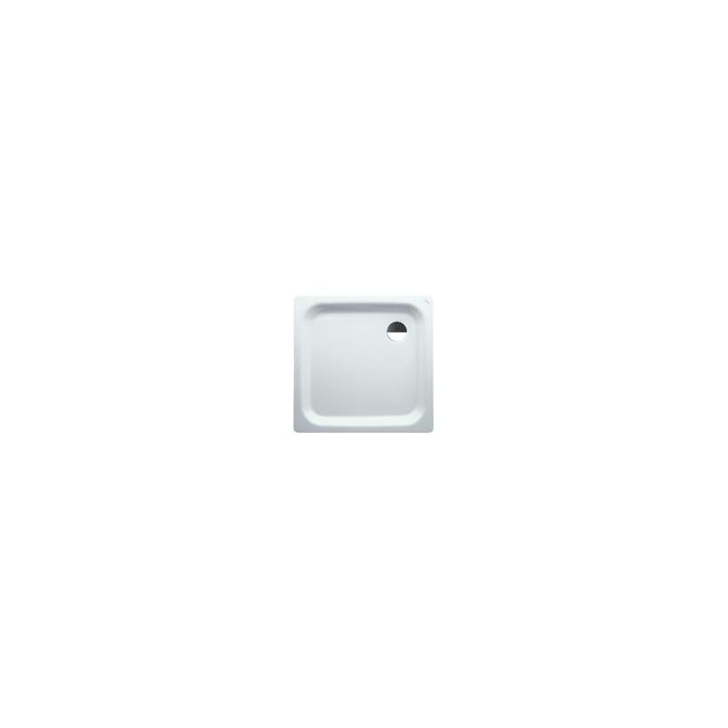 Laufen Platina Duschwanne 800x800x65 weiß 2150110000401