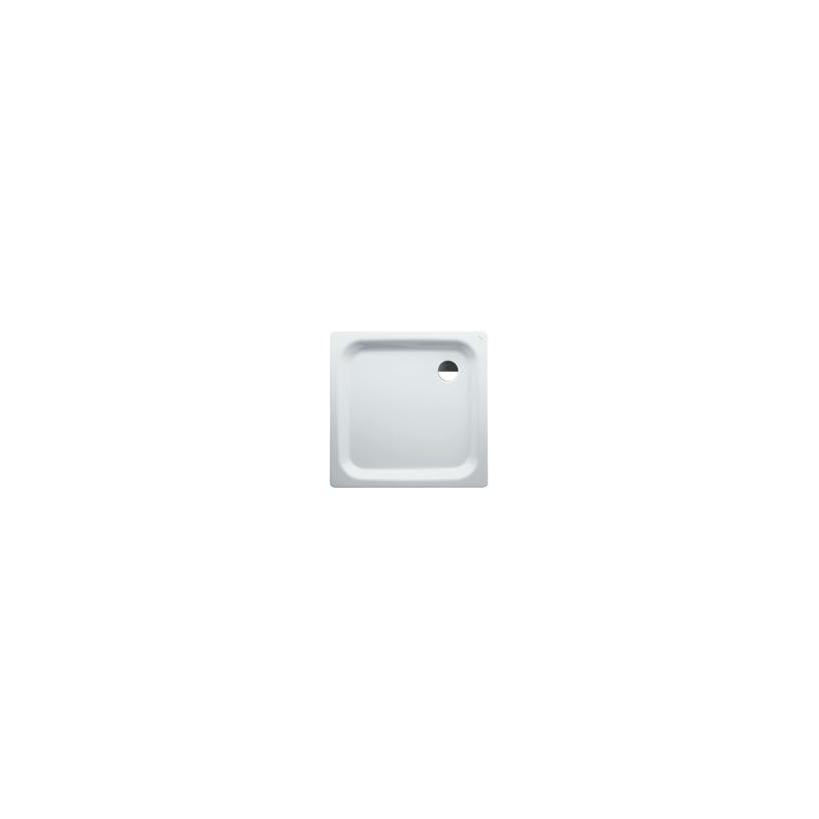 Laufen Platina Duschwanne 900x900x65 weiß 2150120000401