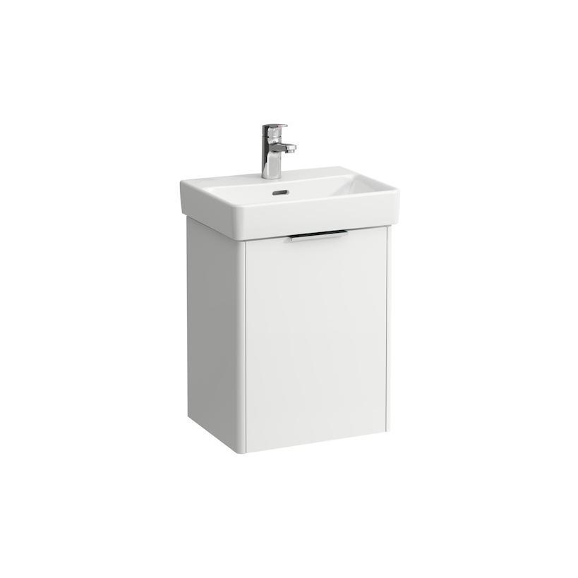 Laufen Base Pro S Waschtischunterschrank f. 1596.1, Sch. re, 415x325x530 weiß gl. 4021121102611