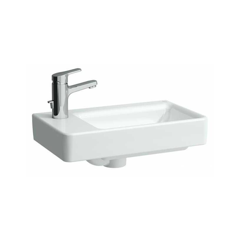 Laufen Pro S Handwaschbecken 48x28cm, HL links, weiß 8159550001041