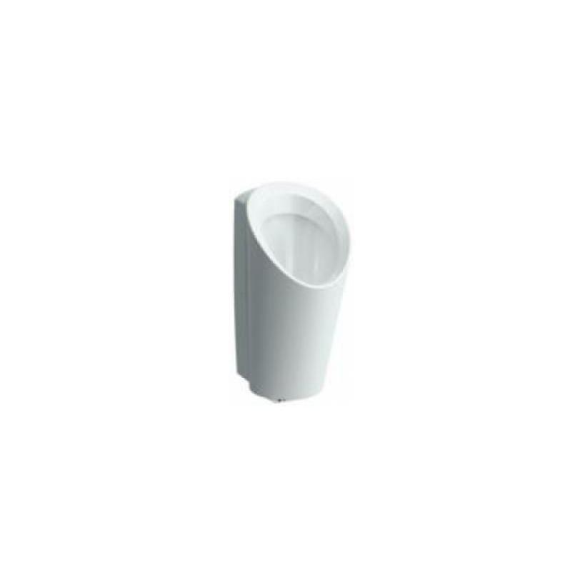 Laufen Lema Absaugeurinal weiß 1-Liter-Siphon DN50 8.9419.3 inklusive 8401970004011
